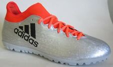 Adidas X 16.3 TF Silver Indoor Soccer Men Shoes 9