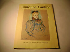 Vintage Toulouse Lautrec In the Art Institute Of Chicago by Dorothy Bridaham