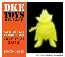 DKE SDCC Exclusive 2013 Ron English Count Calorie Calories Chocula GID limited 1
