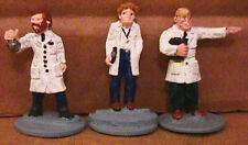 25mm Pulp SciFi Traveller Scientists, painted