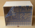 1:12th Dolls House Display Flat Pack Medium Room Shadow Box With A Perspex Front