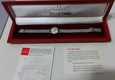 OMEGA Geneve SEAMASTER Manual Winding Watch with with original Box '68