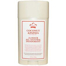 Nubian Heritage, 24 Hour All Natural Deodorant, Coconut & Papaya with Vanilla Oi