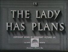 THE LADY HAS PLANS  1942 (DVD) RAY MILLAND