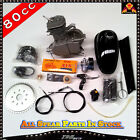 Complete 80cc Engine Kit 2 Stroke Motorised Bicycle Push Bike All Parts in Stock