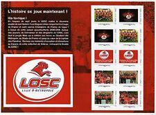 Adhésif Personnalisé - Bloc LOSC 2011