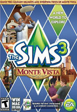 Sims 3: Monte Vista (Windows PC/Mac, 2013) - NEW