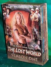 RARE OOP THE LOST WORLD COMPLETE FIRST 1ST SEASON 1 ONE 6 DISC TV DVD 1999
