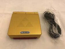 Zelda gameboy advance sp *No Scratches* Console AGS-001