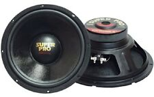 "NEW 8"" Woofer Speaker.Home & Car Audio Sound.eight inch woofer.8  ohm.Mid Bass."