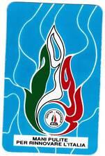 Tessera 1993 Movimento Sociale MSI M.S.I perfetta
