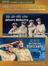 TCM Greatest Classic Films: Stars & Stripes Comedy - Mister Roberts/No Time...