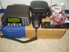 TWO WAY RADIO MOTOROLA GM380 VHF 136-174 MHZ 25W 255 CHANNELS
