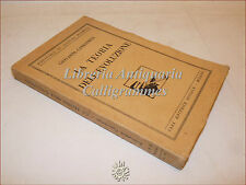 Giovanni Canestrini, LA TEORIA DELL'EVOLUZIONE 1925 Casa editrice sociale Milano