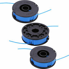 3 x ALM Trimmer Spool & Line for JCB LT30500 Grass Strimmers