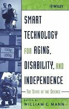Smart Technology for Aging, Disability, and Independence: The State of the Scien