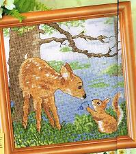 MARGARET SHERRY WOODLAND FRIENDS CHART ONLY
