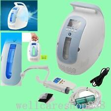 Portable 24Hours Oxygen Concentrator Generator 1-5L/min 90% work Silent Home Car