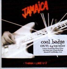 (BR230) Jamaica, I Think I Like U 2 - DJ CD