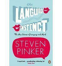 The Language Instinct: How the Mind Creates Language by Steven Pinker (Paperbac…