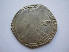 1640/1 Charles I Shilling, Star over Triangle mintmark?, F.