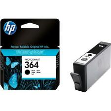 HP Genuine 364 Photosmart Wireless B110a B110c All-in-One Black Ink Cartridge