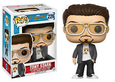FUNKO POP! MARVEL SPIDER-MAN HOMECOMING TONY STARK FIGURE (PREORDER)