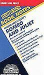 Romeo and Juliet (Barron's Book Notes)