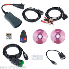 Lexia-3 PP2000+30PIN Old Cable W/Diagbox Car Diagnostic Tool For Citroen Peugeot