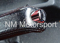 Genuine BMW Chrome Handbrake Button