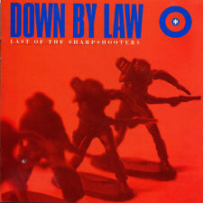 DOWN BY LAW Last of the sharpshooters CD (1997 Epitaph) neu!