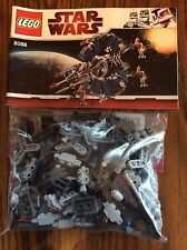Lego Star Wars Droid Tri Fighter 8086 100% Complete + Instructions