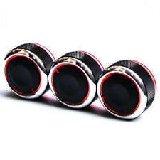 3pc/set Car A/C heat control knobs Switch fit for Mazda 3 M3 Air Condition Knob