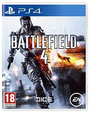 Battlefield 4 PS4 Sony PlayStation 4 Brand New Factory Sealed