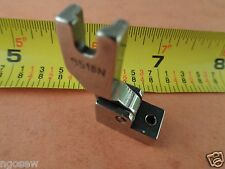 INVISIBLE CONCEALED ZIPPER FOOT FOR INDUSTRIAL SEWING JUKI BROTHER CONSEW SINGER
