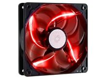 CoolerMaster SickleFlow 120mm Silent Red LED Case Fan