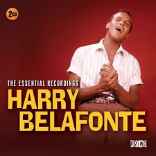 Harry Belafonte ESSENTIAL RECORDINGS Best Of 40 Songs COLLECTION New Sealed 2 CD