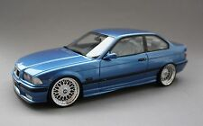 BMW M3 E36 COUPE BBS RS Tuningmodell Umbau 1:18 OVP