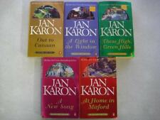 BIG Lot (5) JAN KARON Romance Books MITFORD YEARS SERIES A New Song OUT CANAAN