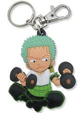**License** One Piece PVC Keychain SD Zoro #5084