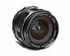 Pentax Asahi Takumar SMC 28mm f3.5 Lens, M42 Screw Mount, 3.5, 1686