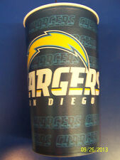 San Diego Chargers NFL Football Sports Banquet Party Favor 22 oz. Plastic Cup