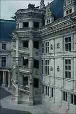809086 Chateau De Blois Francis I Wing Detail The Spiral Staircase France A4 Pho