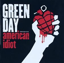 Green Day - American Idiot ENHANCED CD / WARNER RECORDS 2004