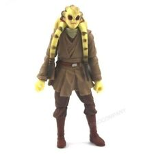 Star Wars Toy Clone Wars Jedi Master KIT FISTO 2004 Action Figures 3.75 Inches