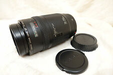 Mint Condition Canon EOS EF 70-210mm constant F4 AF  Zoom Lens Metal Mount