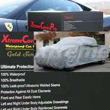 2014 Chevy Silverado 3500 Reg Cab 8 ft Long Bed Waterproof Truck Cover
