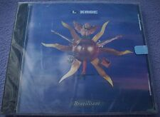 L KAGE Brazilliant NEW SEALED One Little Indian CD INDIE ROCK