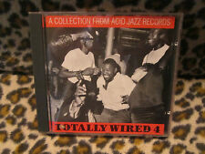 CD - Totally Wired 4 - A Collection from Acid Jazz Records (Jazid CD 28)
