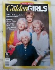 GOLDEN GIRLS Betty White COMPLETE EPISODE GUIDE Closer COLLECTORS EDITION TV New